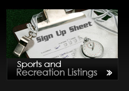 Sports & Recreation Listings